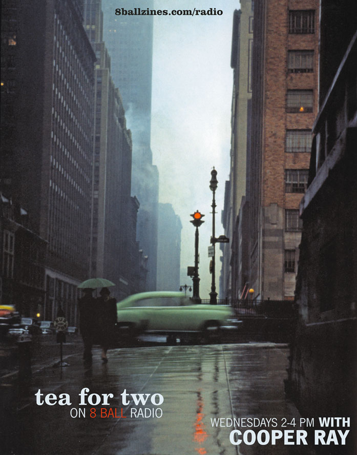 TEA FOR TWO 005