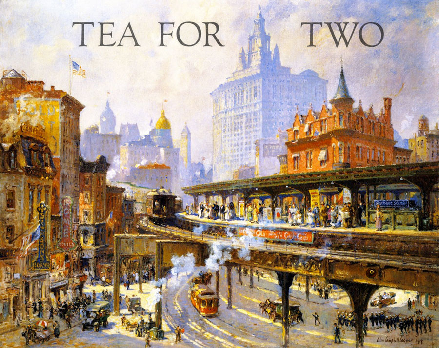Tea For Two 23
